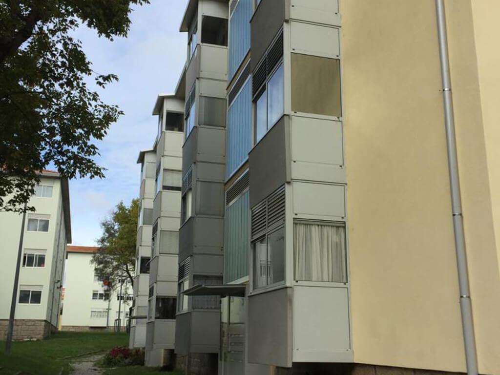 Obras de manutenção preventiva Bairro de Campinas – Blocos 8 A 14 E 15 A 24