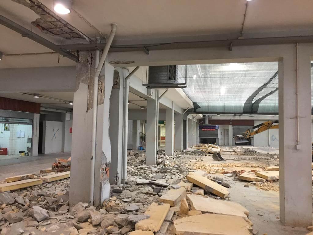 Reabilitação do Mercado de S. João da Madeira