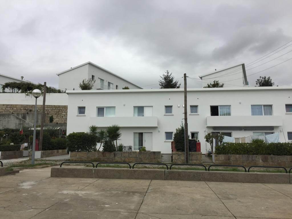 Obras de manutenção preventiva do Agrupamento Habitacional Rainha D. Leonor Fase 1 e 2